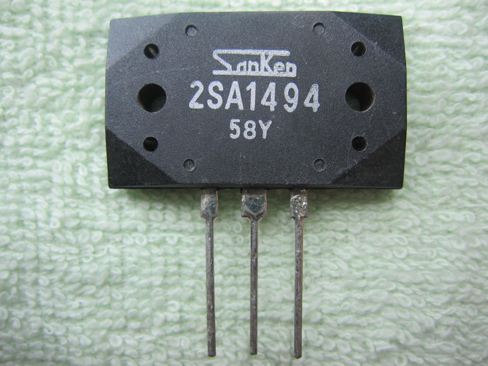 Sa Transistor Npn Blazer