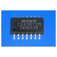 CXA3812M INTEGRATED CIRCUIT SOP-14