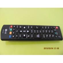 LG 43LV340C P/N: AKB73715642 REMOTE CONTROL