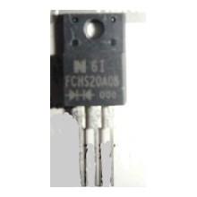 FCHS20A08 MOSFET 20 A, 80 V, SILICON, RECTIFIER DIODE