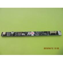 SAMSUNG LN40C540F2F/N: BN41-01382A IR SENSOR BUTTON CONTROL