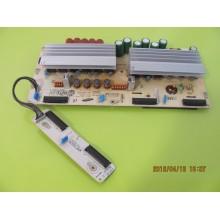 SAMSUNG: PN50A450P1D. P/N: LN41-05307A. X-MAIN
