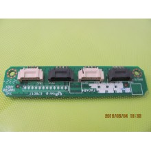 TOSHIBA 47L7200U P/N: VTV-T47717 REV:1 INTERFACE BOARD