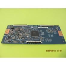 INSIGNIA NS-50DR710CA17 P/N: T500QVN03.0 T-CON BOARD