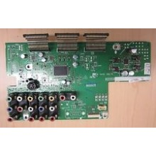 SHARP: LC-37D62U. P/N: ND999WJ. AUDIO VIDEO INPUT BOARD