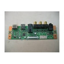 SAMSUNG: HP-T4264. P/N: BN96-05039J. INPUT BOARD
