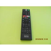 SONY KD-55X750F P/N: RMF-TX310U REMOTE CONTROL