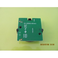HITACHI 55RH1 P/N: 40-43D140-KEC2LG KEY CONTROL BOARD