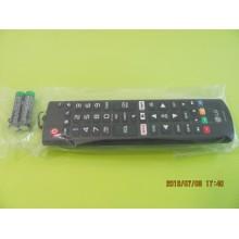 LG 43UK6300PUE P/N: AKB75375604 REMOTE CONTROL
