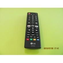 LG 55UK6090PUA P/N: AKB75095307 REMOTE CONTROL