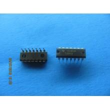 TL084CN TL084 DIP-14 Quad JFET-Input Op Amp IC