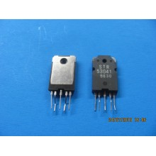 STR-52041 IC AUDIO VOLTAGE REGULATOR