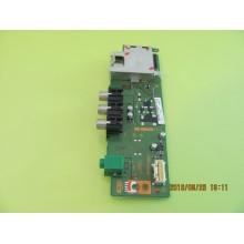 SONY KDL-46XBR5 A/V Side Board HW2 P/N: 1-873-858-11 A1252950A