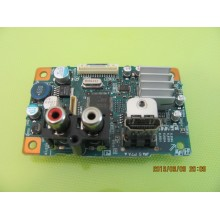 SONY KDL-V40XBR1 P/N: 1-867-446-13 HDMI INPUT BOARD