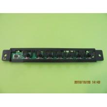 HAIER 55E5500U KEY CONTROL BOARD