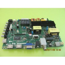 SYLVANIA SLED5016A-C P/N: TP.MS3393.PC822 MAIN BOARD AND POWER SUPPLY