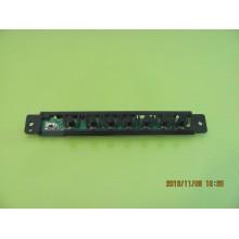 SYLVANIA SLED5016A-C KEY CONTROL BOARD