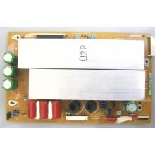 SAMSUNG: PN50C430A1D. P/N: LJ41-08457A. X-MAIN BOARD