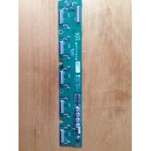 LG: 50PC5D. P/N: EAX37080101(XR) LOWER BUFFER BOARD