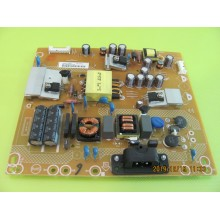 INSIGNIA NS-39D40SNA14 P/N: 715G6160-P01-000-002H POWER SUPPLY