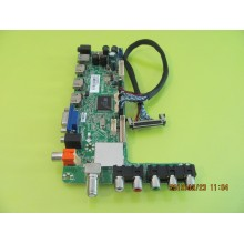 FLUID 8012422A P/N: CV3393BH-F MAIN BOARD