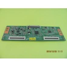 FLUID 8012422A P/N: 13VNB_S60TMB4C4LV0.0 T-CON BOARD