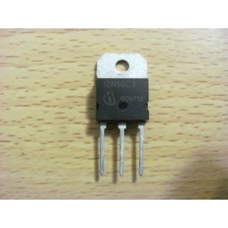 12N50C3: MOSFET N-CH 560V 11.6A