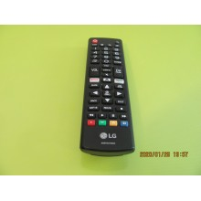 LG 65UK6300BUB P/N: AKB75375604 REMOTE CONTROL