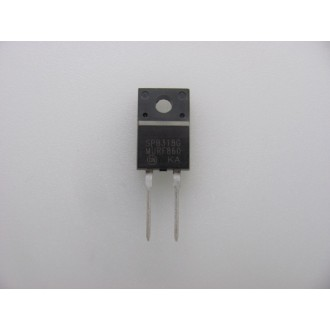 MUR860: DIODE/RECTIFIER ULTRA FAST 8A 600V ON SEMI MUR860