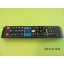 SAMSUNG UN49KU6500F P/N: AA59-00638A REMOTE CONTROL VERSION: FA01