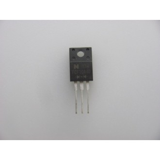 FCF10A40: DIODE Encapsulation:TO220F,FRD - Low Forward Voltage Drop