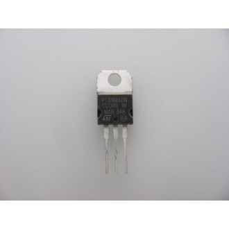P18NM60N: MOSFET