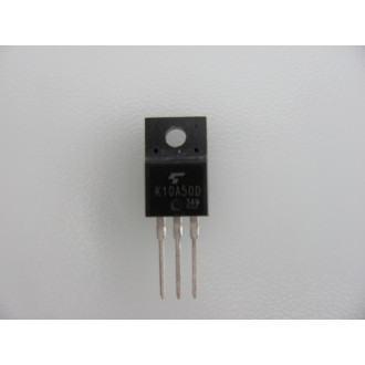 K10A50D TK10A50D: MOSFET Transistor + Heat Sink Compound