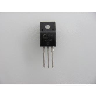 FDPF3N50NZ: MOSFET 500V N-Chan MOSFET UniFET-II