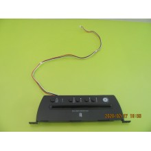 DYNEX DX-32LD150A11 KEY CONTROL DVD Button Board