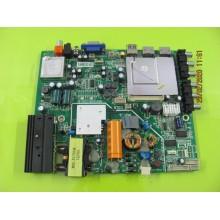 WESTINGHOUSE LD-2480 P/N: MSAV3216-ZC01-01 MAIN BOARD