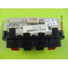 SAMSUNG S42SD-YB01 P/N: AA41-00373A SPEAKER TERMINAL BOARD