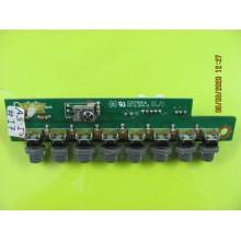 DIGISTAR E227809 P/N: 0091802138 V1.0 KEY CONTROLLER
