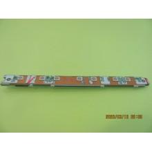 SANYO FW50C36F P/N: BA6AU4G0203 1 IR SENOR KEY CONTROLLER BOARD