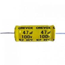 47UF 50V (NP) CONDENSATEUR ELECTROLITIQUE