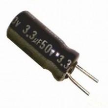 3.3UF 50V CONDENSATEUR ELECTROLITIQUE