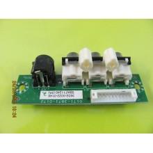 VIZIO VW42L FHDTV15A P/N: 0171-3871-0172 AV BOARD