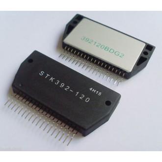 STK392-120: IC CONVERGENCE