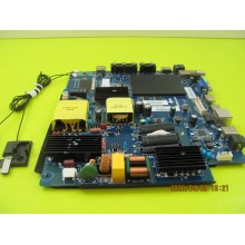 WESTINGHOUSE WD55UDR101 P/N: CV6586H-A50 POWER SUPPLY MAIN BOARD