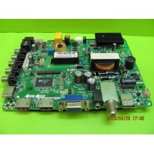 HISENSE 32H3B P/N: TP.MS3393.PB851 POWER SUPPLY MAIN BOARD