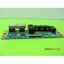 SAMSUNG LN46A550P3F P/N: BN41-00824C HDMI AV INPUT BOARD