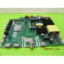 RCA TECHNICOLOR TC6015-UHD P/N: TP.MS3458.PC757 POWER SUPPLY MAIN BOARD (HLH)