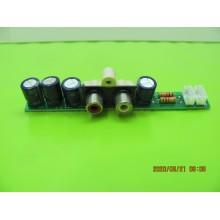 TOSHIBA 32C110U1 A/V INPUT BOARD