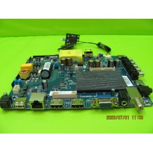 WESTINGHOUSE WD40FBR101 P/N: CV6486H-A42 POWER SUPPLY MAIN BOARD