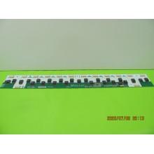 SAMSUNG LN-T4661F P/N: 4H.V2358.071/A INVERTER BOARD